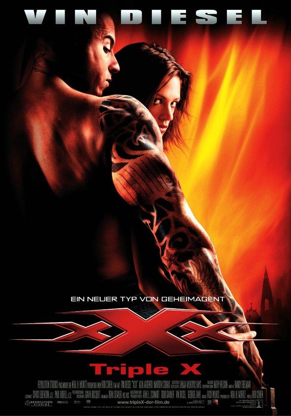 xXx - Triple X Poster