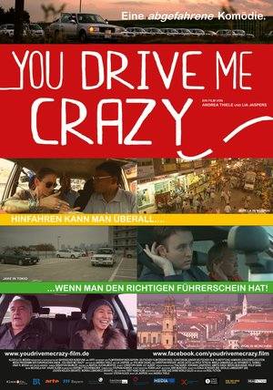 You Drive Me Crazy Poster