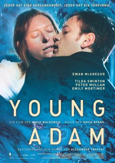 Young Adam Poster
