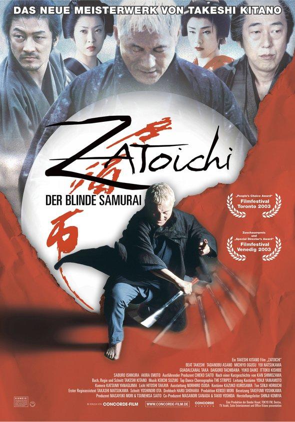 Zatoichi - Der blinde Samurai Poster