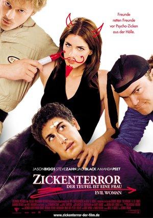 Zickenterror - Der Teufel ist eine Frau Poster