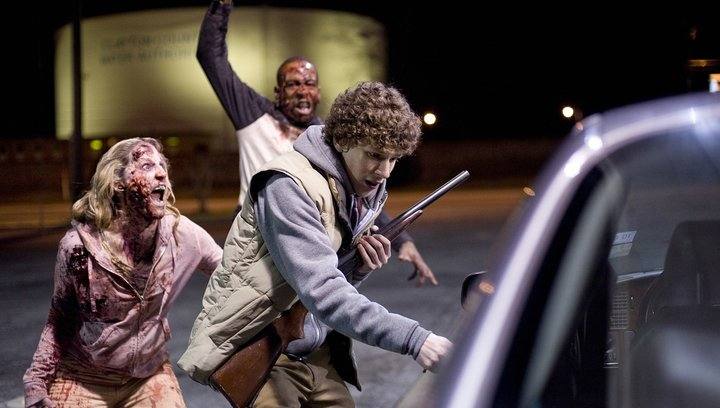 Zombieland - Trailer Poster