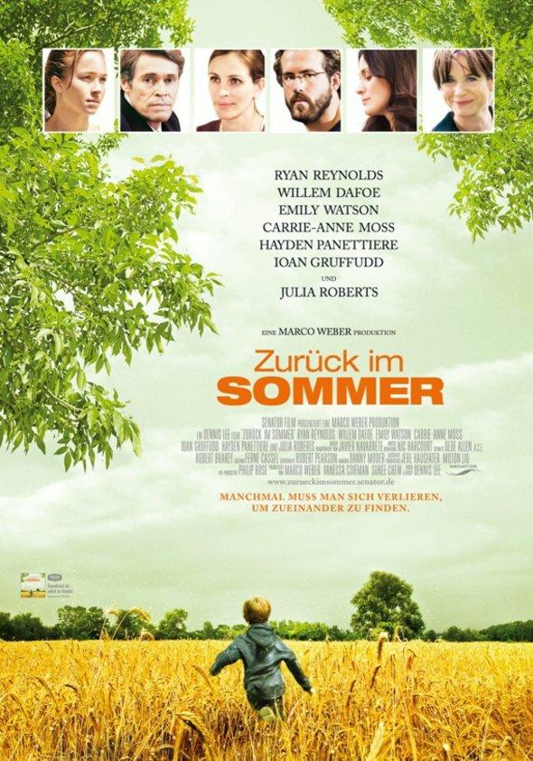 Zurück im Sommer Poster