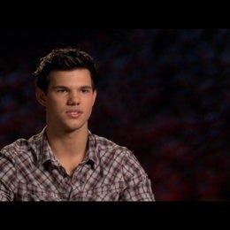 Taylor Lautner (Jacob Black) - über seine Rolle als Jacob - OV-Interview