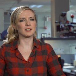 Katie Dippold - Autorin - über das Genre des Films - OV-Interview