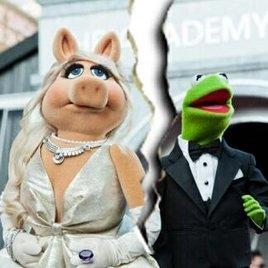 Miss Piggy verlässt Kermit