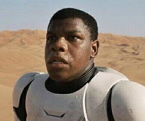 """John Boyega weint beim neuen """"Star Wars""""-Drehbuch"""