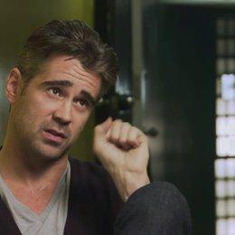 Colin Farrell über die Idee zu dem Film - OV-Interview