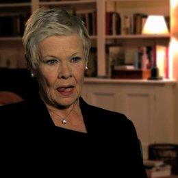 Judi Dench über das detailreiche Szenenbild - OV-Interview