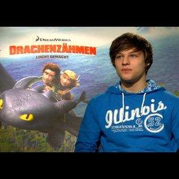 """DANIEL AXT - """"Hicks - der Hüne"""" (deutsche Stimme) über seine Rolle - Interview"""