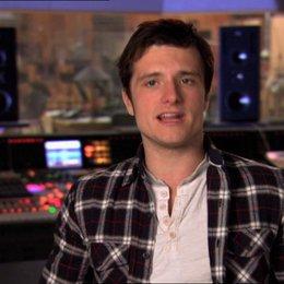 Josh Hutcherson - Nod - über den Film - OV-Interview