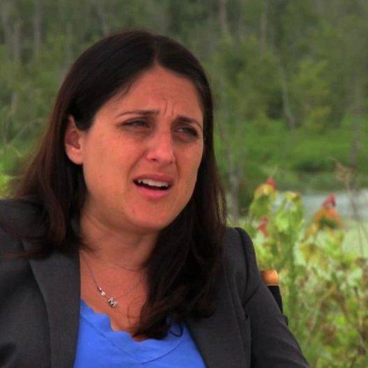 Pamela Abdy über Regisseur Seth Gordon - OV-Interview