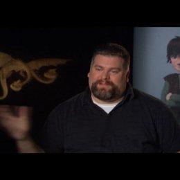 DEAN DEBLOIS - Regisseur / Drehbuch über den Anfang des Films - OV-Interview