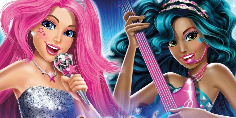Barbie Eine Prinzessin Im Rockstar Camp Ganzer Film
