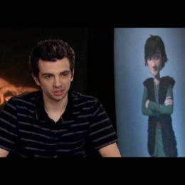 """JAY BARUCHEL - """"Hicks - der Hüne"""" (Original-Stimme) über die Botschaft des Films - OV-Interview"""