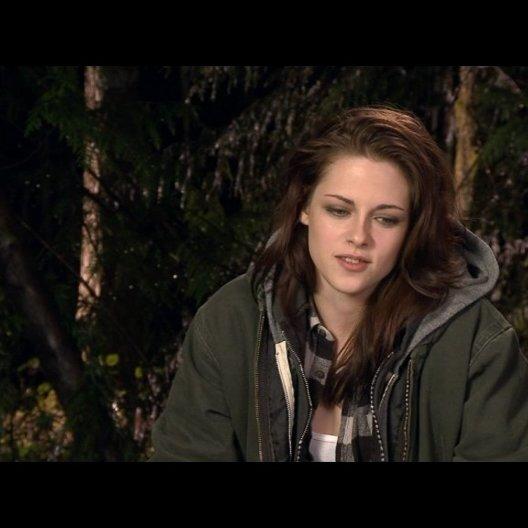 Kristen Stewart (Bella Swan) - über ihre Rolle als Bella - OV-Interview