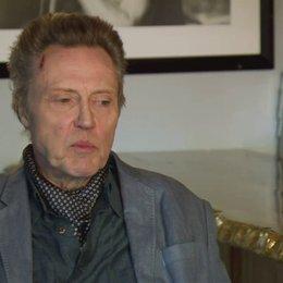 Christopher Walken über das Besondere an dem Film - OV-Interview