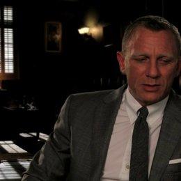 Daniel Craig über den Look des Films - OV-Interview