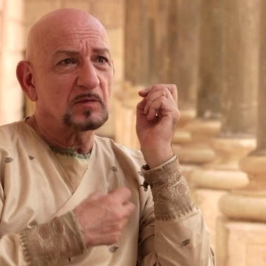 Ben Kingsley über Rob Cole und Ibn Sina - OV-Interview