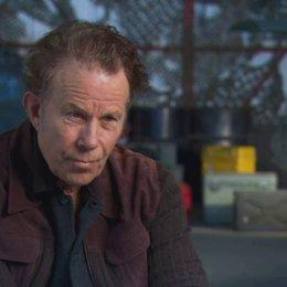 Tom Waits über seine Rolle das Drehbuch - OV-Interview