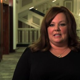 Melissa McCarthy über Eric Stonestreet als Big Chuck - OV-Interview