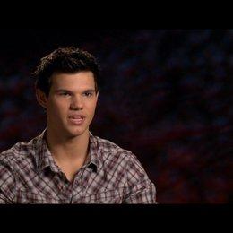 Taylor Lautner (Jacob Black) - über die Entwicklung von Jacob 1 - OV-Interview