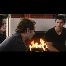 Jacob erzählt den Cullens Sams Plan - Szene
