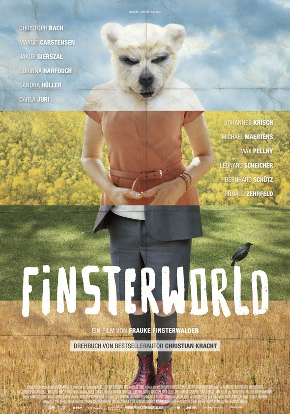 Finsterworld Poster