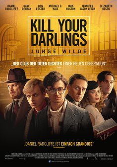 Kill Your Darlings - Junge Wilde Poster