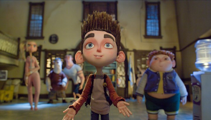 Paranorman - Trailer Poster