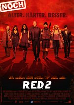 R.E.D. 2 - Noch älter. Härter. Besser. Poster