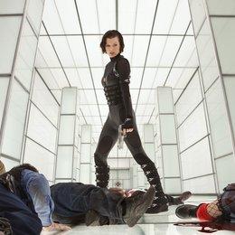 Resident Evil: Retribution (BluRay-/DVD-Trailer) Poster