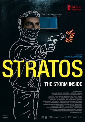 Stratos - The Storm Inside Poster