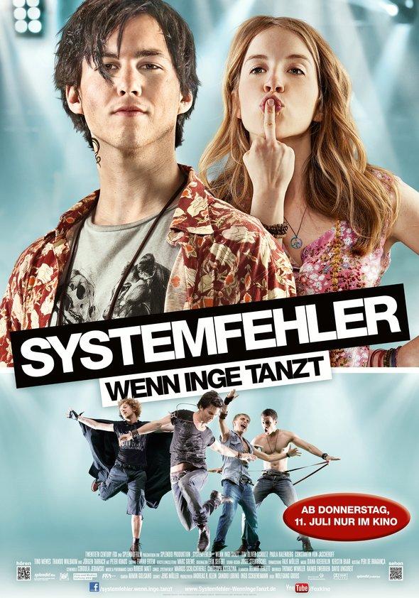 Systemfehler - Wenn Inge tanzt Poster