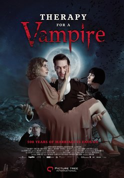 Therapie für einen Vampir Poster