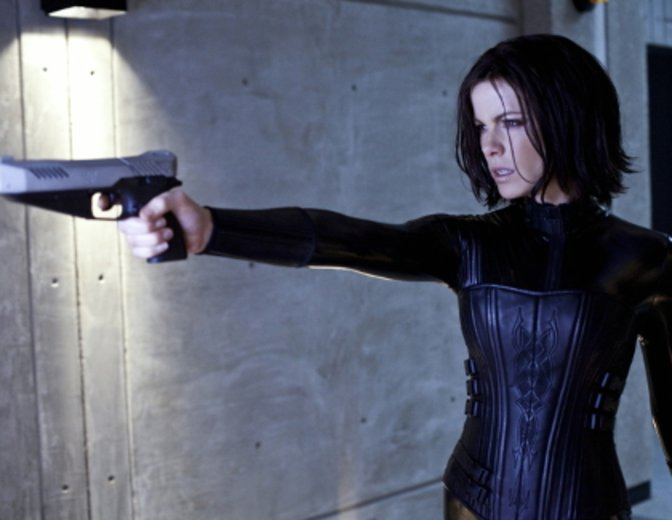 Kate Beckinsale als Selene in Teil 4 © Sony Pictures