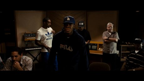Straight Outta Compton - Making Of (Mini) Poster
