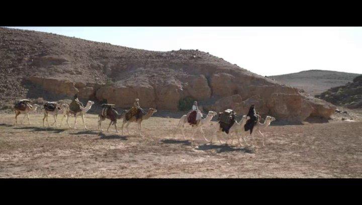 Die Gefahren der Wüste - Szene Poster