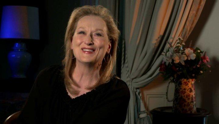 Meryl Streep über ihre Erfahrung mit der Gitarre - OV-Interview Poster