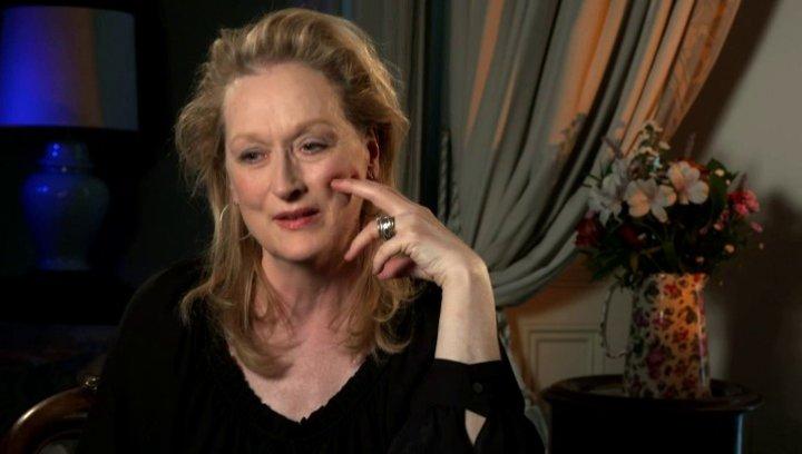 Meryl Streep über den Film - OV-Interview Poster