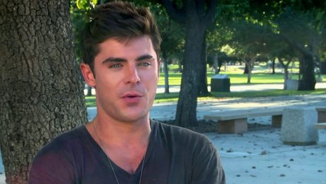 Zac Efron - Cole - über die Generation von WE ARE YOUR FRIENDS - OV-Interview Poster