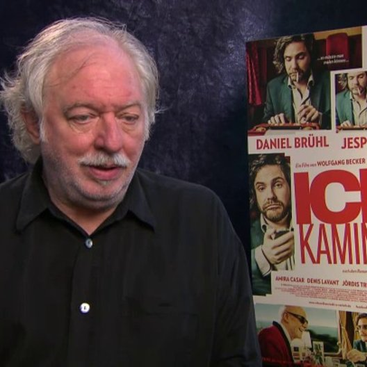 Wolfgang Becker über  Daniel Kehlmann, Manuel Kaminski - Interview Poster