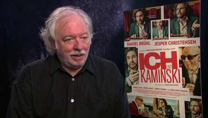 Wolfgang Becker über den Cast - Interview Poster
