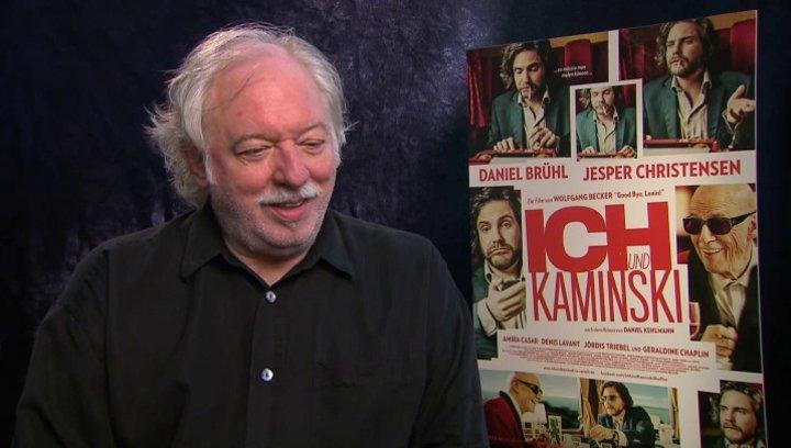 Wolfgang Becker über die Romanvorlage - Interview Poster