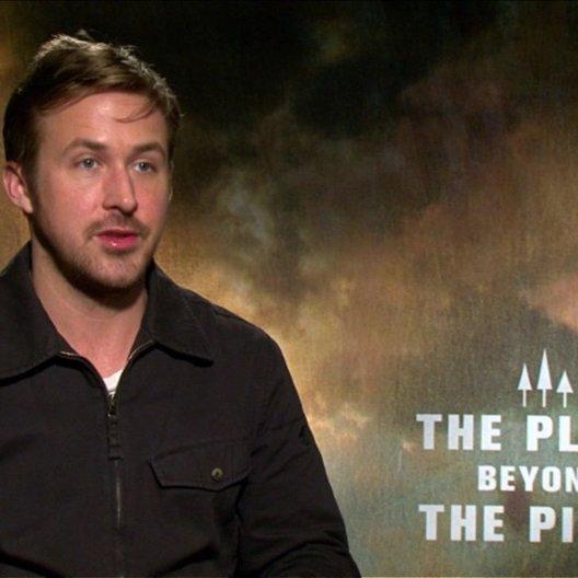 Ryan Gosling - Luke - über den Film - OV-Interview
