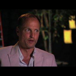 Woody Harrelson über die Dreharbeiten - OV-Interview