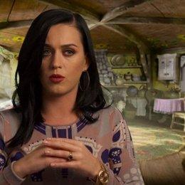 Katy Perry -Schlumpfine (USA)- darüber, was die Zuschauer an DIE SCHLÜMPFE 2 lieben werden - OV-Interview