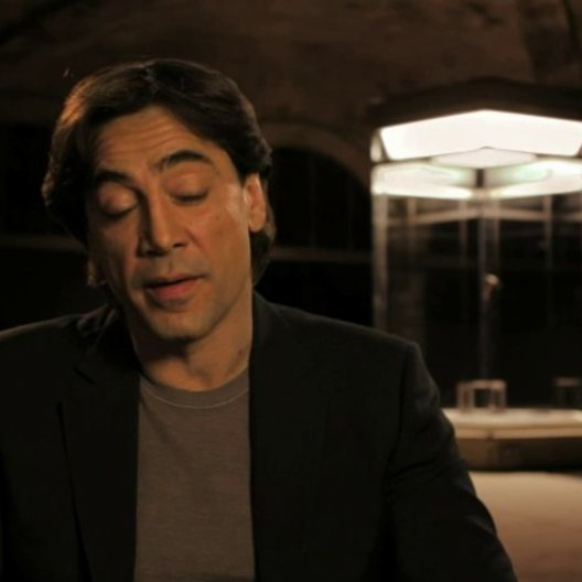 Javier Bardem über  die Komplexität der Handlung - OV-Interview