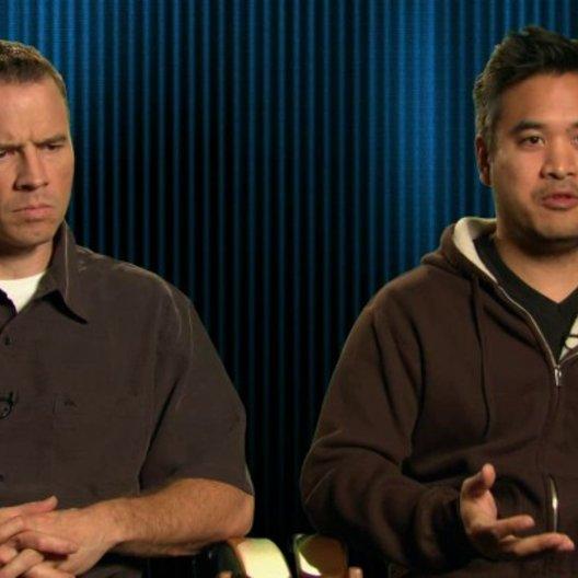 Cesar Velazquez und David Hutchins - Effect Supervisors - Cesar über den Spass an dem Projekt - OV-Interview