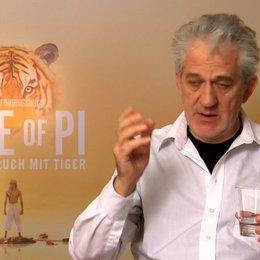 Ilja Richter über seine Vorfreude den Film auf der großen Leinwand zu sehen - Interview